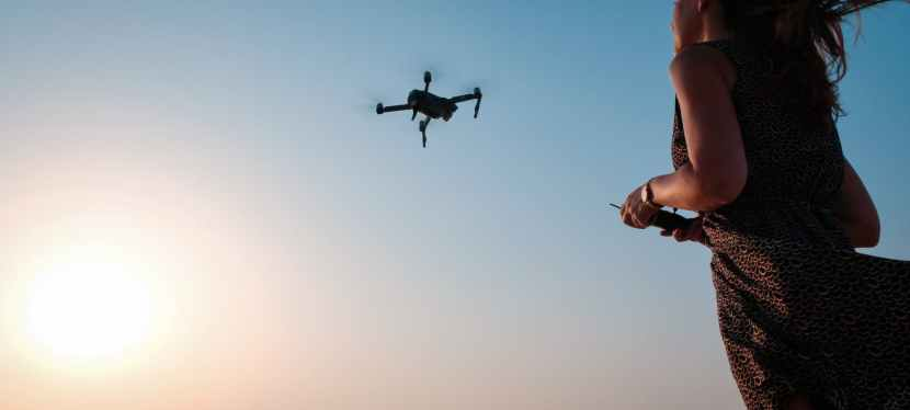 Uber and drone deliveries